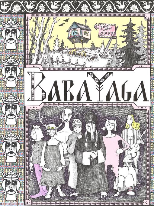 Baba Yaga - Huvudbild