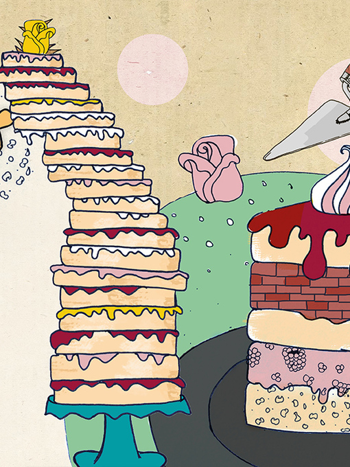 Tårtbagaren - Huvudbild